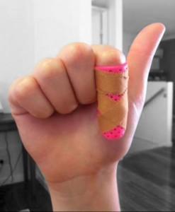 fist-finger